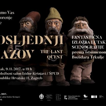 (Hrvatski) Posljednji izazov – Fantastična izložba lutaka i scenografije